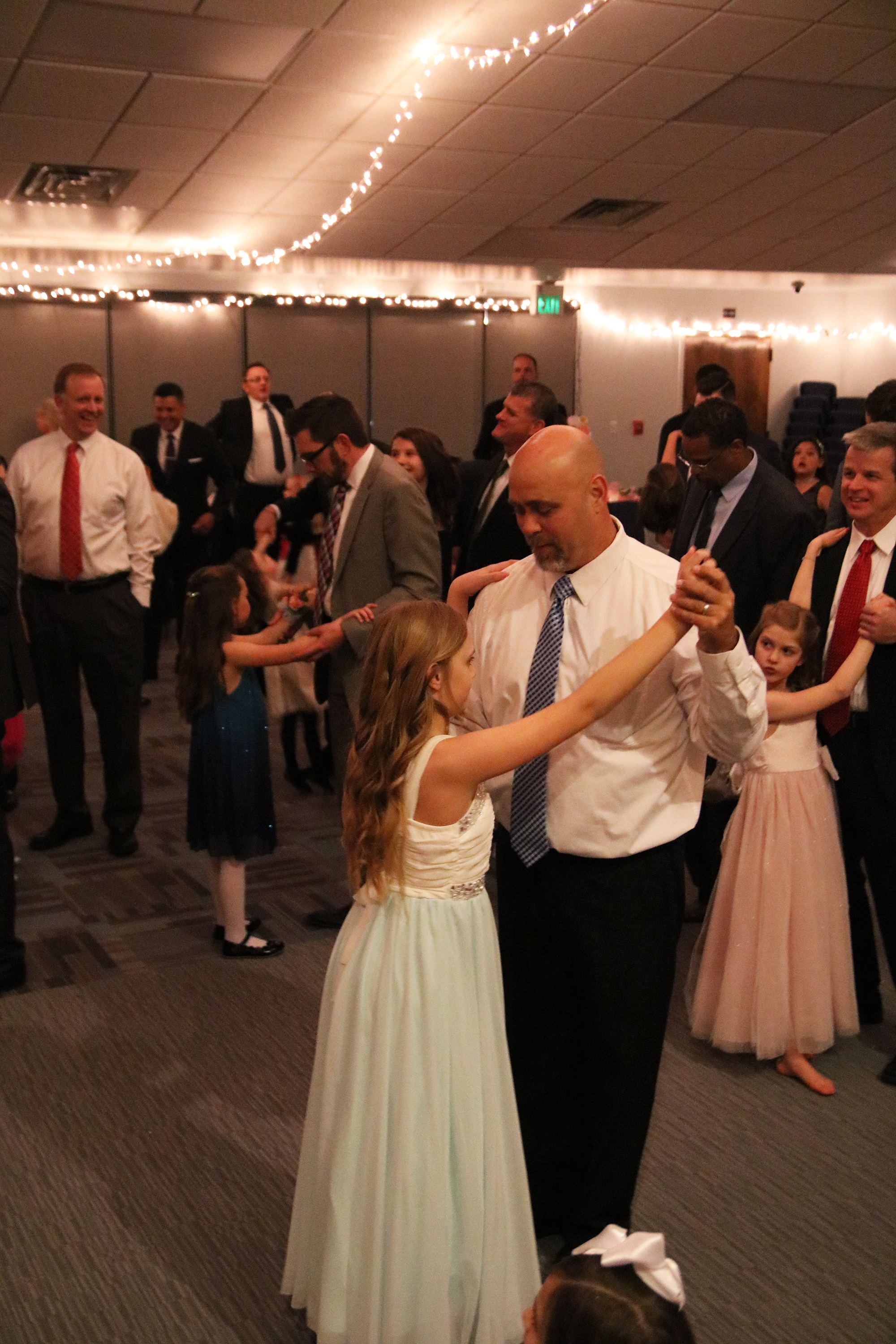 Daddy Daughter Dance Sparkles
