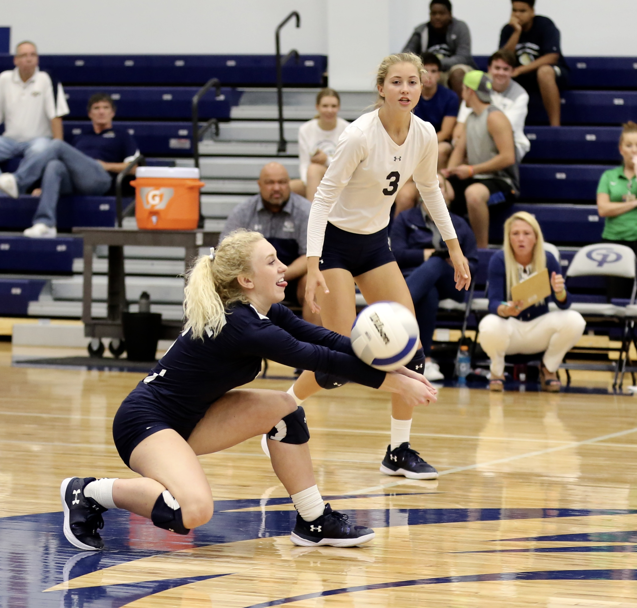 Volleyball Begins Its Playoff Run