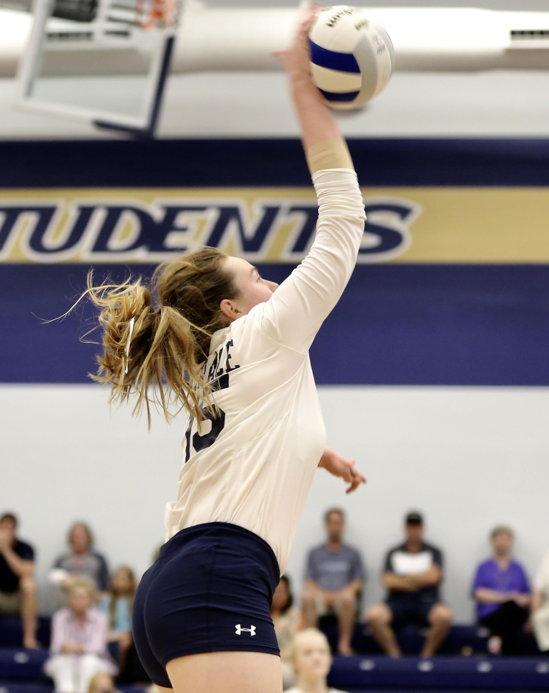 Volleyball State Tournament Information