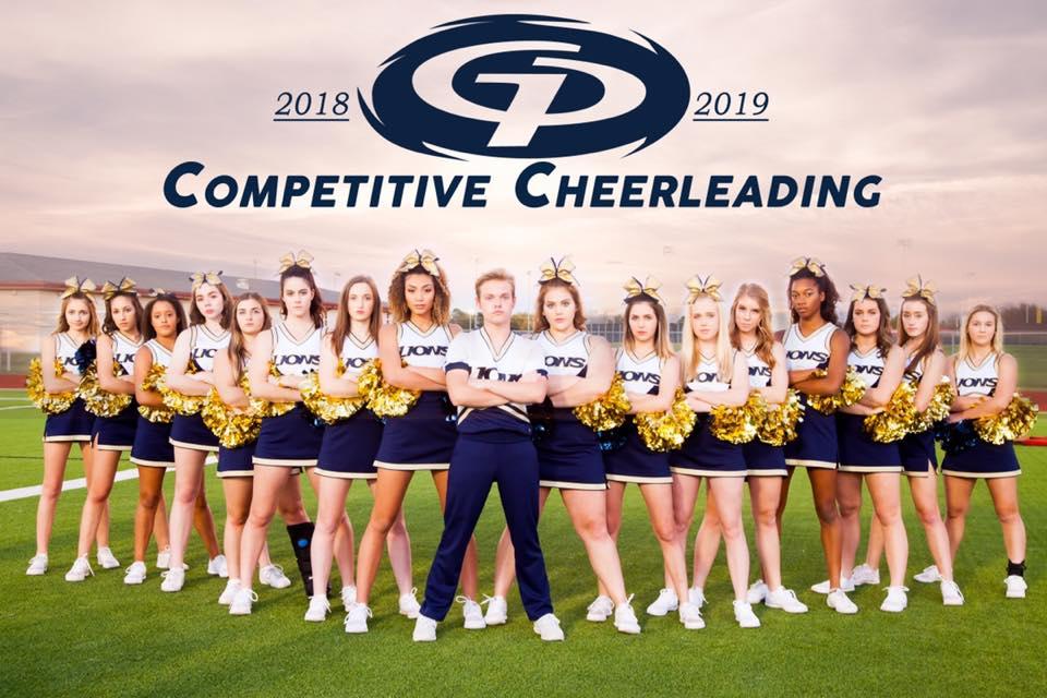 Cheer State Champions!