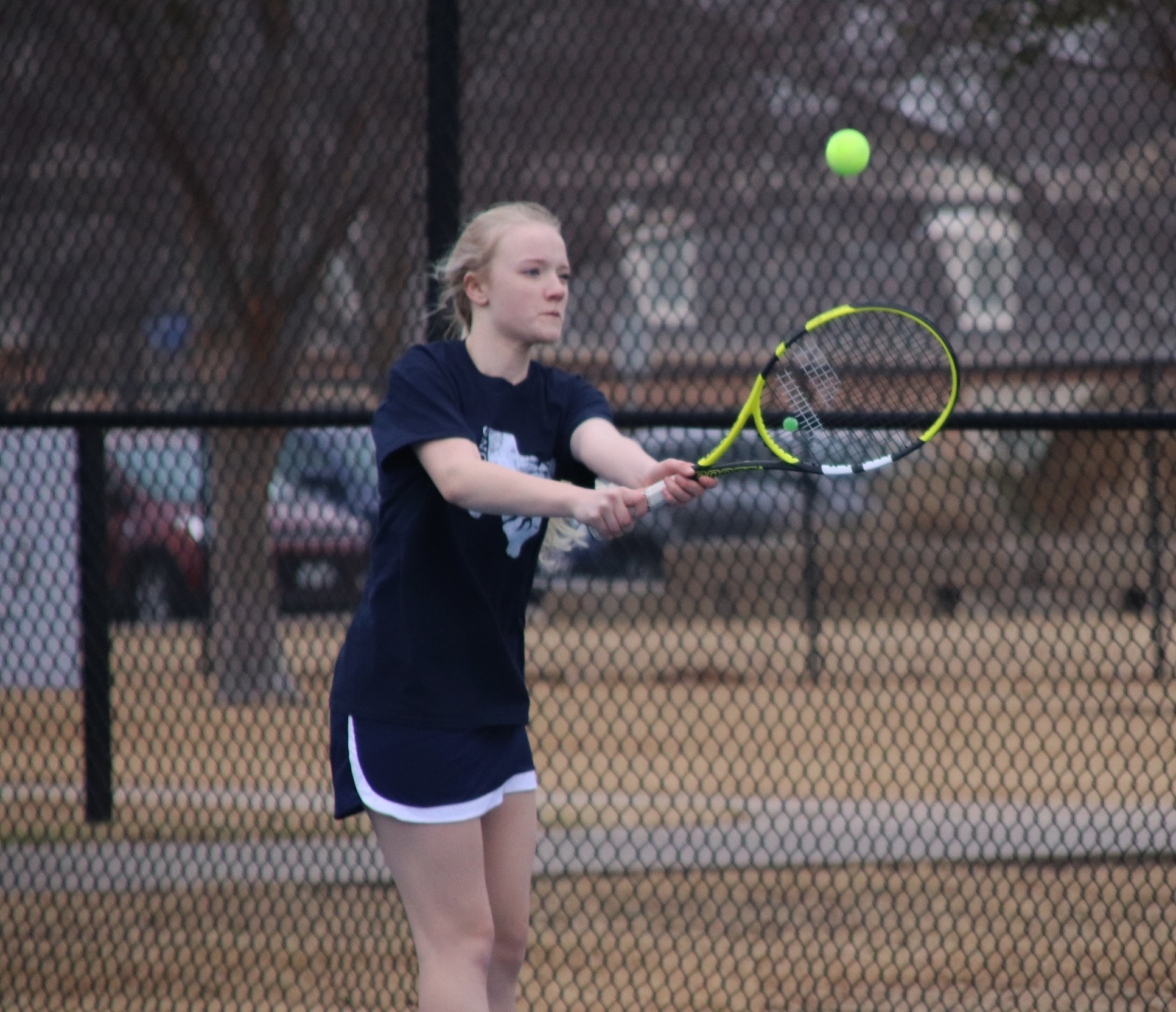 District Tennis Starts Thursday at Arlington Tennis Center