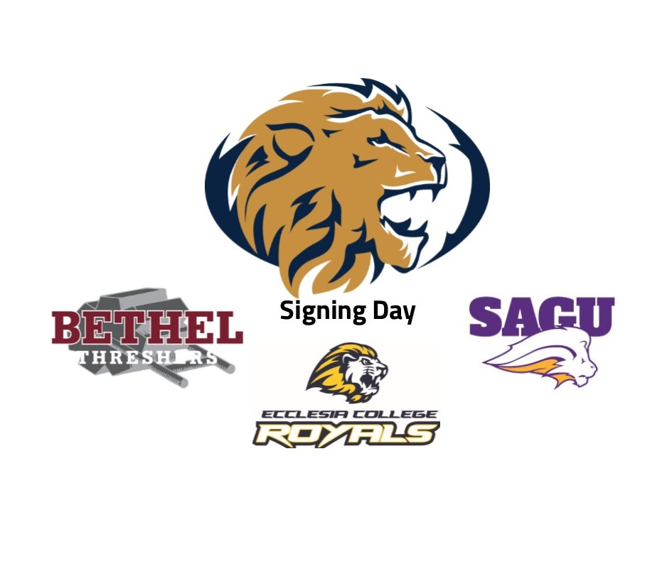 Four to Continue Athletic Careers in College