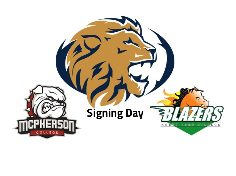 Four Baseball and Basketball Players to Continue Athletics Careers