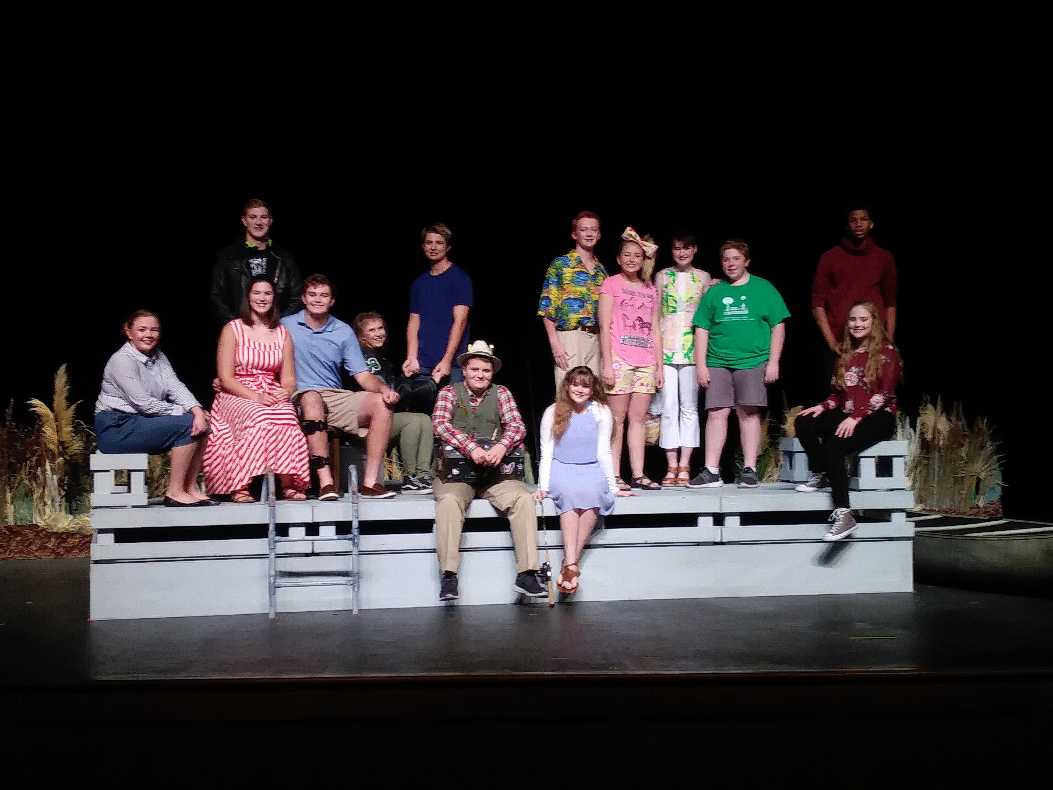 One Act Play Competes at District